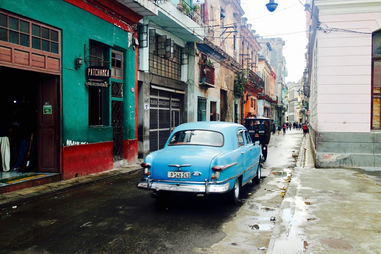 2017年3月:やっと行けた南の国キューバ