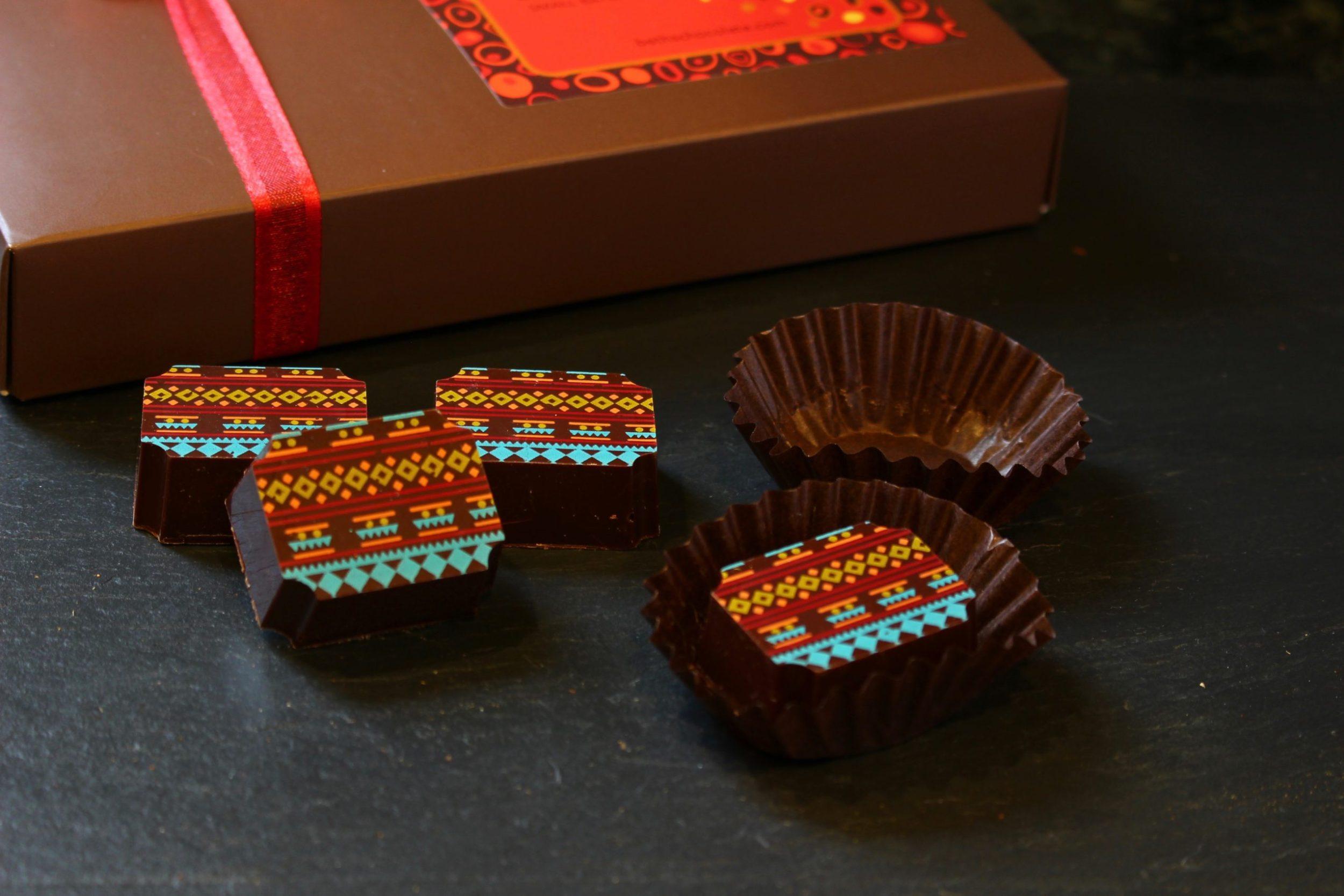 ベスと作る本格的チョコレート – 基本編
