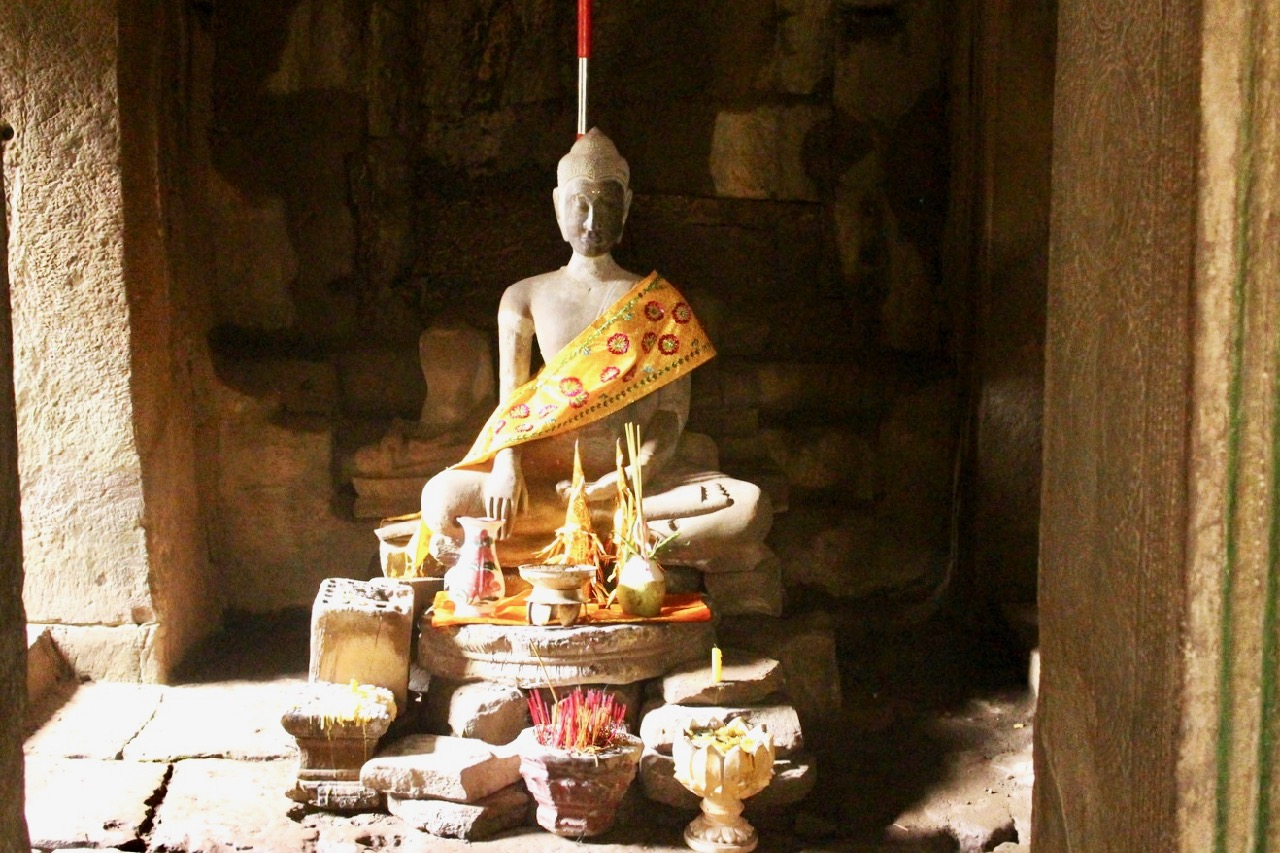 息子と二人のカンボジア旅行
