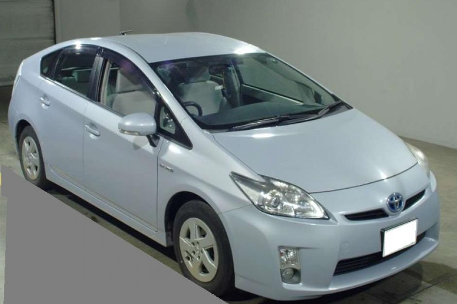 Top Quality, Toyota Prius Hatchback, Model 2009