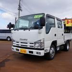 Isuzu ELF 2t 4WD FFL W Cab SG Grade Wide Body