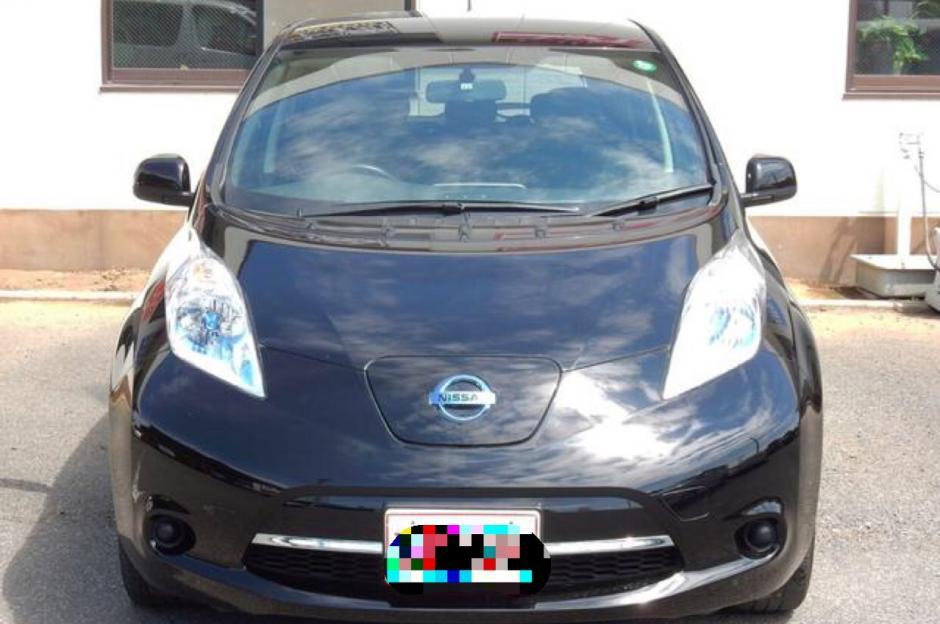 Nissan Leaf 2013 For $ 8000 USD