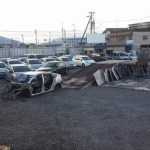 Used Japanese Auto Spare Parts Yard Images Added