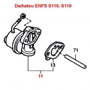 Daihatsu Hijet S110P & Midget EFNS Engine Series