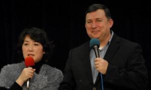 Ray and Satomi Mercer