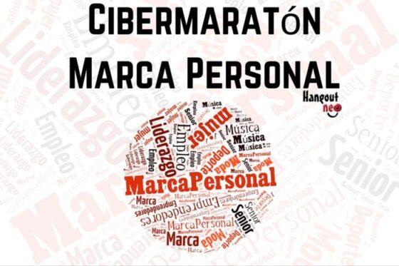 Imagen de promoción del Cibermaratón de marca personal en HangoutNEO