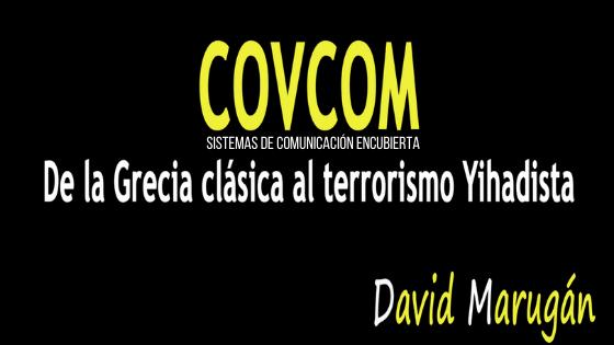COVCOM Sistemas de comunicaciones encubiertas