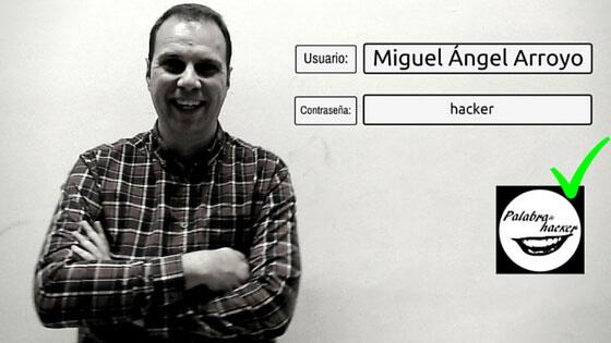 Miguel Ángel Arroyo, entrevista en Palabra de hacker.