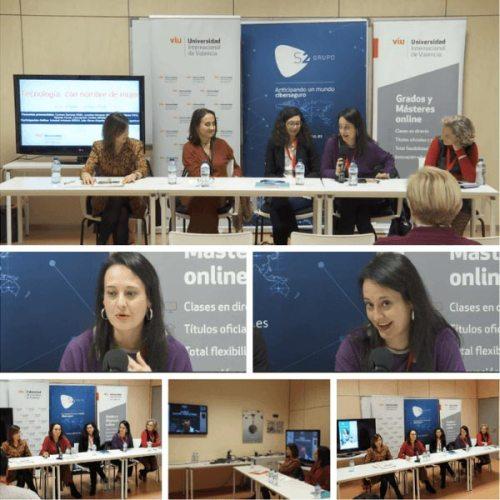 Mesa redonda 'Tecnología con nombre de mujer'