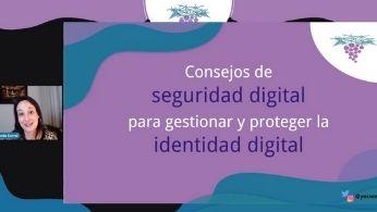 Consejos de seguridad digital - identidad digital