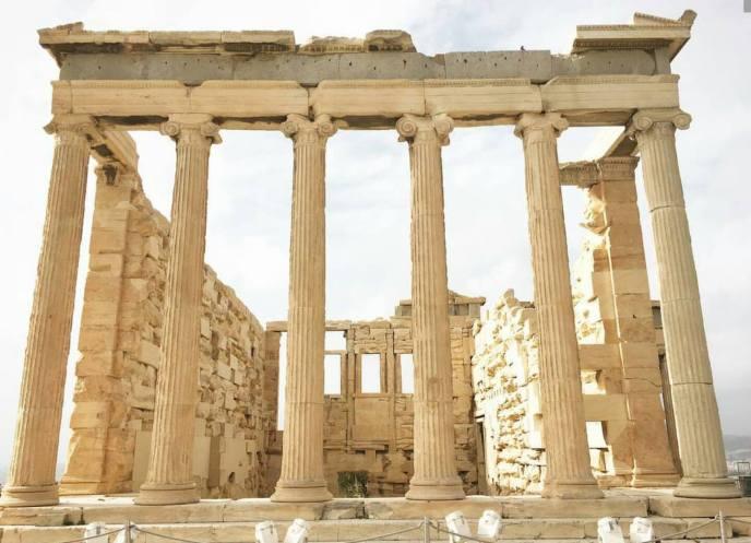 Hephaistos Tapınağı - Akropol