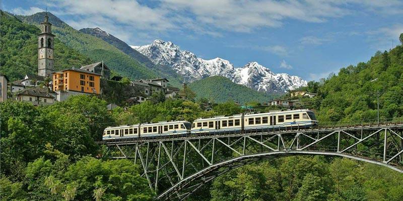 Dünya'nın görülmesi gereken en güzel tren rotaları