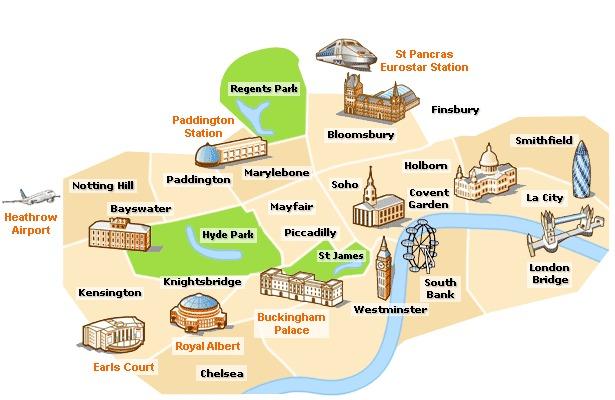 Londra'da Ucuz Konaklama - Londra'da Nerede Kalınır?