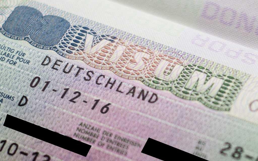 Almanya Ulusal Vizesi