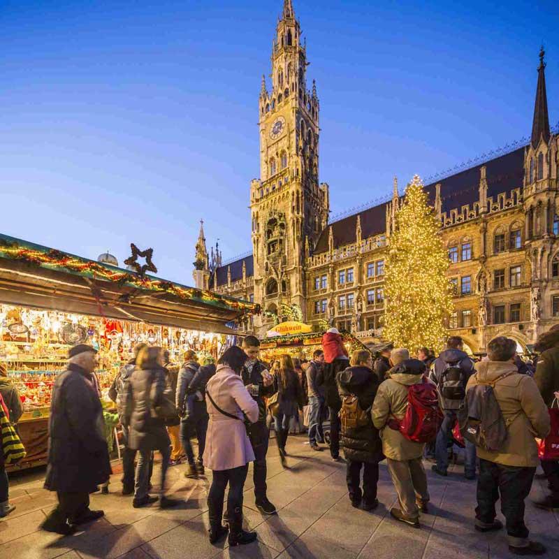 Avrupa'nın en iyi Noel pazarları