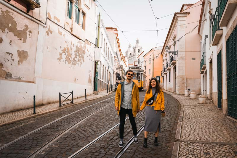 Lizbon gezi rehberi ve gezilecek yerler