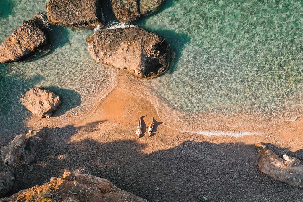 Datça'nın en güzel plajları ve koyları