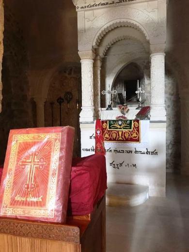 Mor Gabriel Manastırı (Deyrulumur Manastırı)