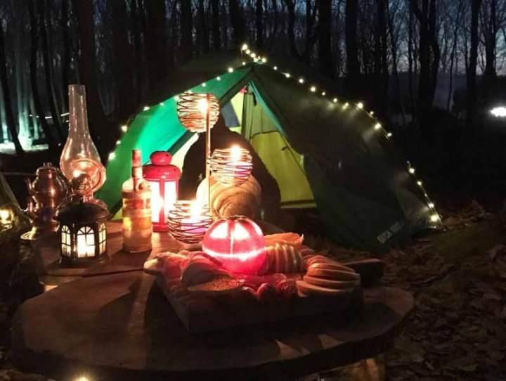 Kamp Malzemeleri gece keyfi