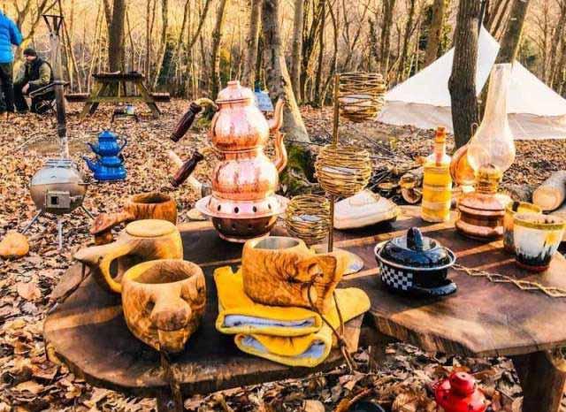Keyifli bir kamp için Kamp Malzeme listesi