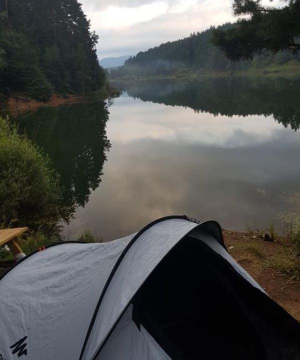Bilecik Bozcaarmut Kamp alanı