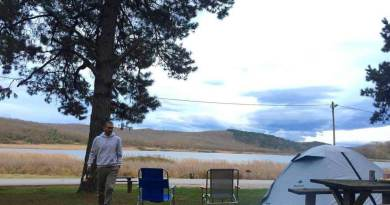 Poyrazlar Gölü Tabiat Parkı Kamp Alanı