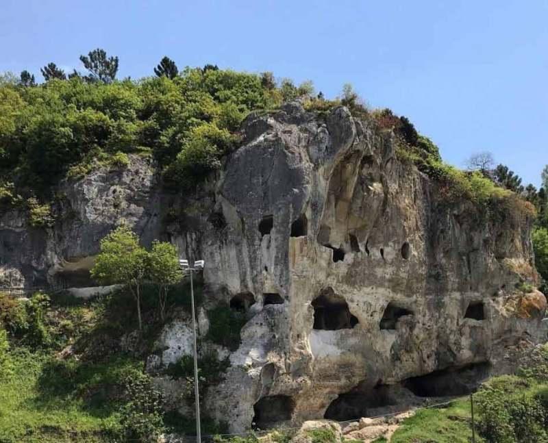 Çatalca İnceğiz köyü mağaraları