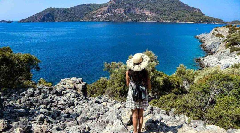 Gemiler Adası (Aya Nikola Adası) Fethiye