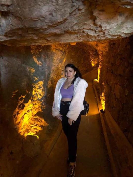İnsuyu Mağarası - BURDUR Gezilecek Yerler
