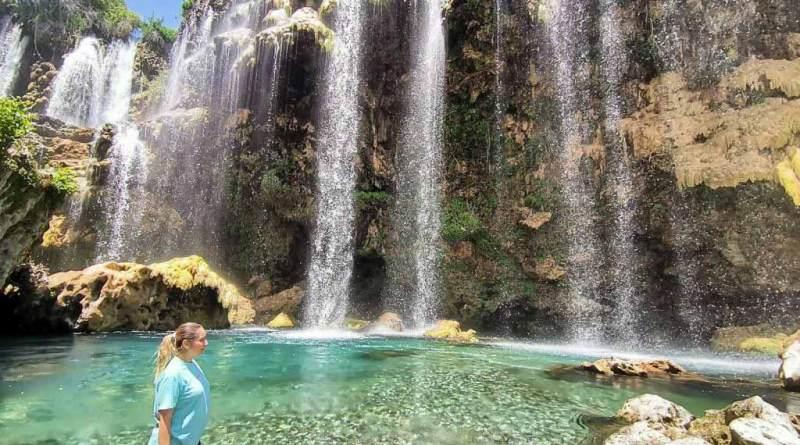 Gizli Cennet Göksu Şelalesi Konya