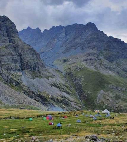 Dilberdüzü kamp alanı çadırlarımız