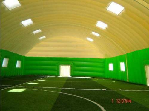 Yolloy Inflatable sports tent as instant portable stadium outdoor event for sale