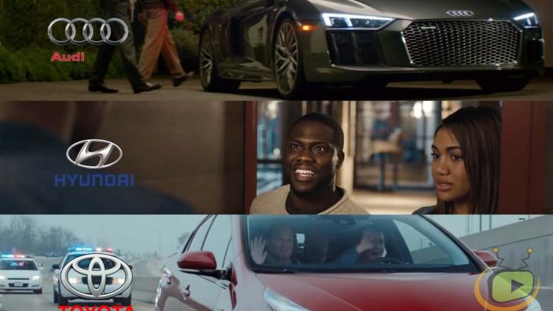 geriausios automobilių reklamos 2016