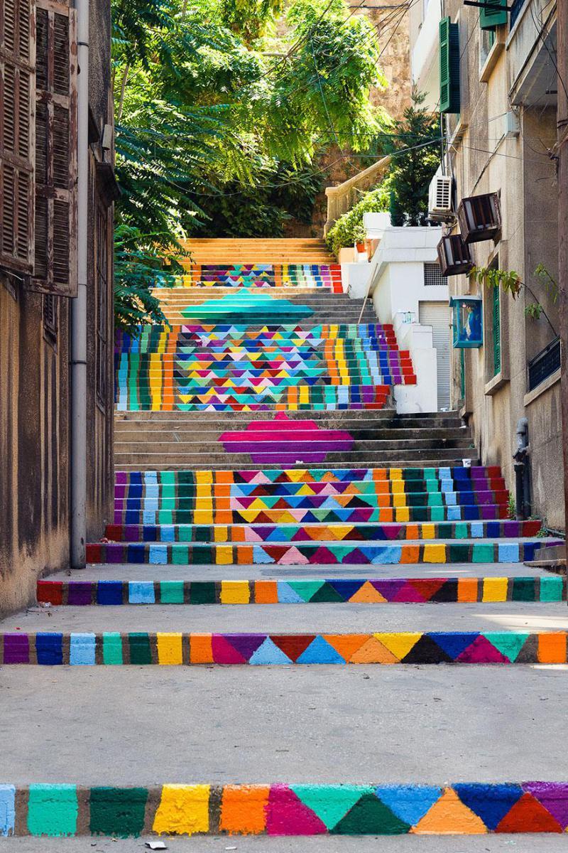 13. Beirutas, Libanas.