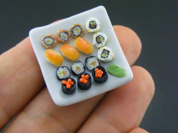 Maisto miniatiūros 4