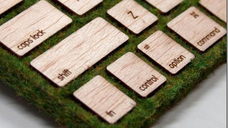organinė klaviatūra