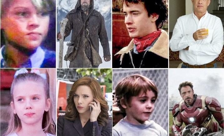 Garsiausi aktoriai