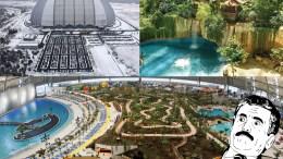 Didžiausias vandens pramogų parkas