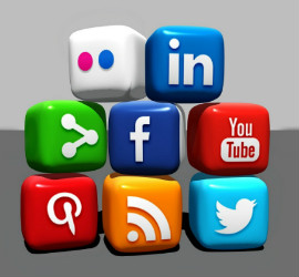 Research through Social Media