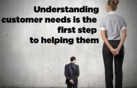 Intelligence is understanding your customers