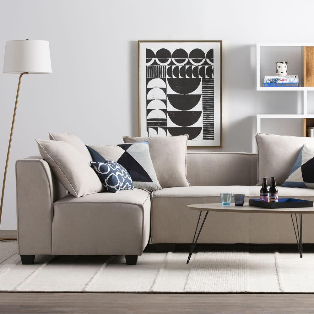 decoración con cuadros y muebles 2020