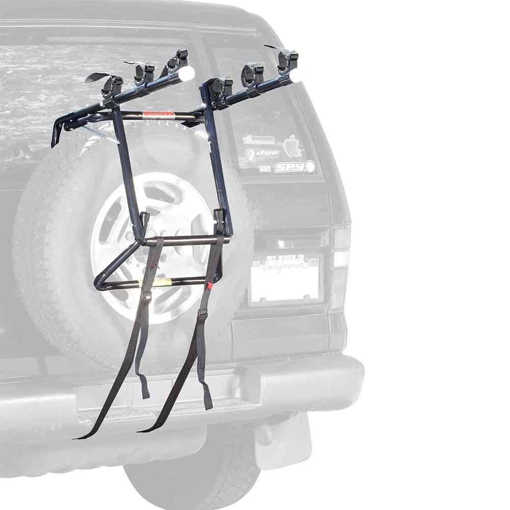 Best Spare tire bike racks review
