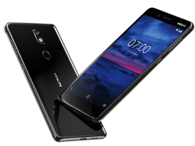 Nokia 7 smartphone