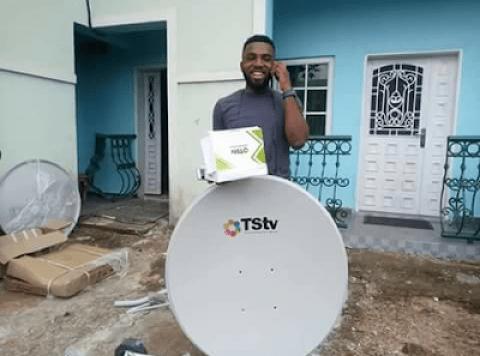 TSTV dish