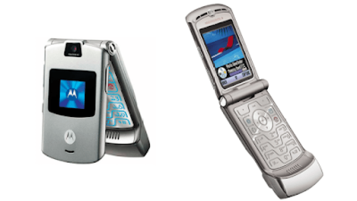 the return of motorola razr with foldable design