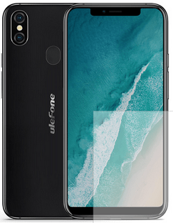 Ulefone X With Notch, Dual Rear Camera, Dual 4G and Wireless Charging Launched