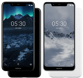 Nokia X5 Launched With a Notched Display Screen, Glass Back and Pocket Friendly