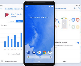 Lists of Smartphones That Will Get Android 9 First