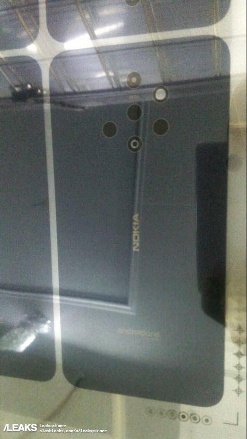 Leak – Nokia Phone With 5 Cameras coming