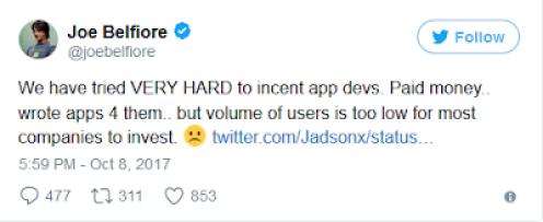 Windows phone 8.1 is dead